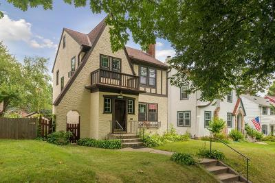 Saint Paul Single Family Home For Sale: 1835 Juliet Avenue