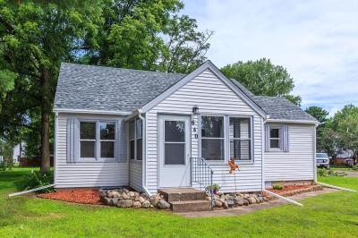 Pine City MN Single Family Home For Sale: $139,900