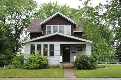 Aitkin MN Single Family Home For Sale: $110,000