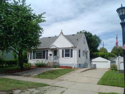 Saint Paul Single Family Home For Sale: 301 Annapolis Street E