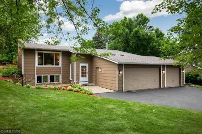Burnsville Single Family Home Contingent: 12924 16th Avenue S