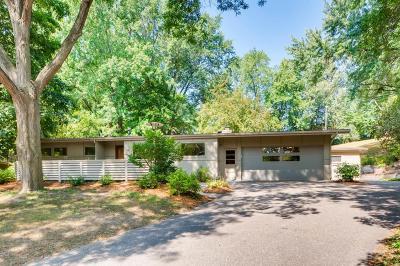 Minnetonka Single Family Home For Sale: 15832 Woodgate Road N