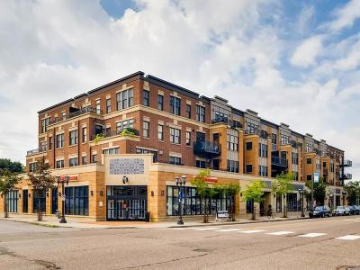 Saint Paul Condo/Townhouse Contingent: 1060 Grand Avenue #408