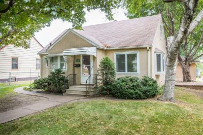 Saint Paul Single Family Home For Sale: 574 Pelham Boulevard