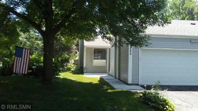 Shoreview Condo/Townhouse For Sale: 4220 Sylvia Lane S