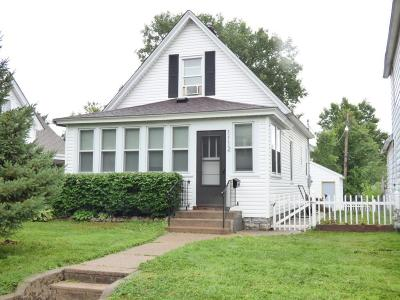 Saint Paul Single Family Home For Sale: 1112 Marion Street