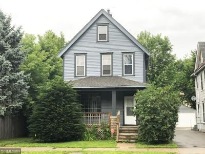 Saint Paul Single Family Home For Sale: 957 Case Avenue