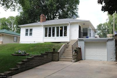 Minneapolis MN Single Family Home For Sale: $264,900