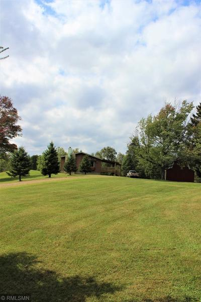 Single Family Home For Sale: 27583 Monument Road