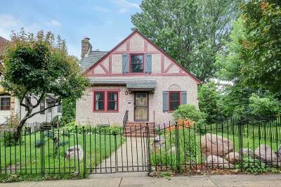 Minneapolis Single Family Home For Sale: 4250 21st Avenue S