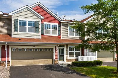 Chanhassen Condo/Townhouse For Sale: 9520 Washington Boulevard #6
