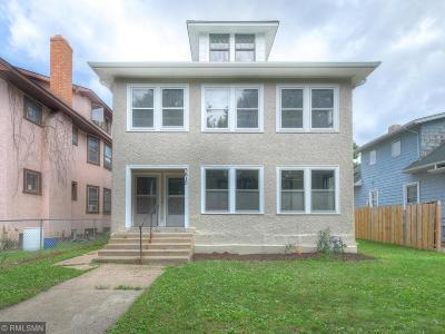Minneapolis Multi Family Home For Sale: 3615 Clinton Avenue