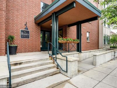 Saint Paul Condo/Townhouse For Sale: 445 Wacouta Street #303