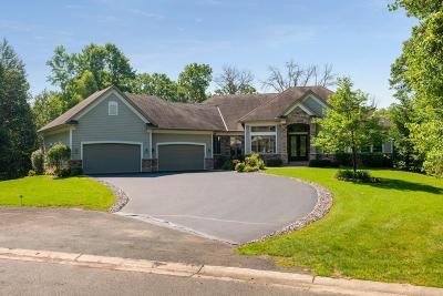Ham Lake Single Family Home For Sale: 4408 176th Lane NE