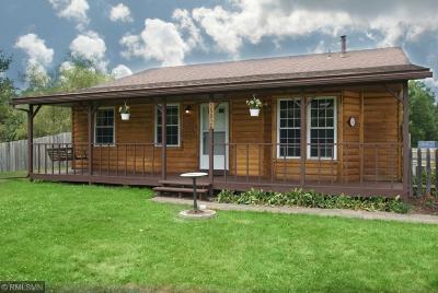 Ham Lake Single Family Home Contingent: 16910 7th Street NE