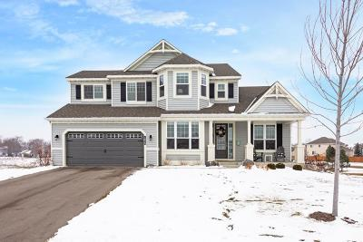 Waconia Single Family Home For Sale: 1276 Crosswinds Court