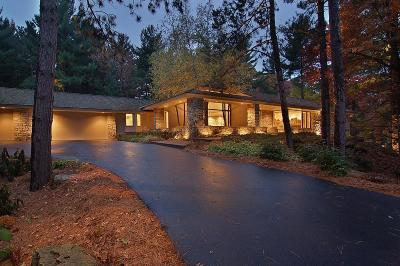 Grant Single Family Home For Sale: 9940 Hidden Glade Road