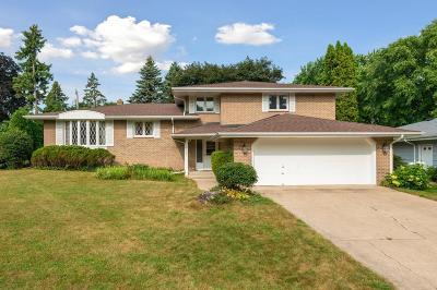 Roseville Single Family Home For Sale: 2475 Holton Street