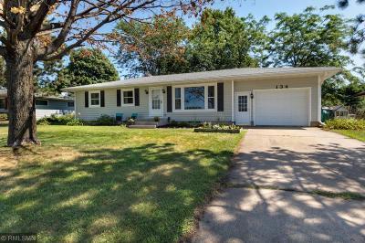 Hudson Single Family Home For Sale: 134 Hoyt Street