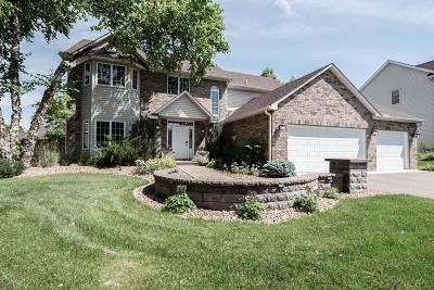 Eagan Single Family Home For Sale: 546 White Pine Way