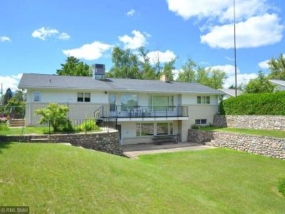 Park Rapids, Nevis Single Family Home For Sale: 300 Park Avenue N