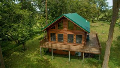 Walker Single Family Home For Sale: Tbd Minnesota Island