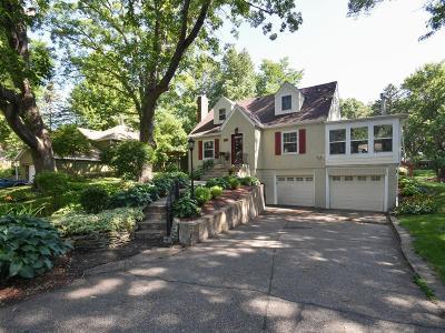South Saint Paul Single Family Home For Sale: 1322 Stickney Avenue