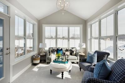 Hennepin County Single Family Home For Sale: 5420 Alvarado Lane N