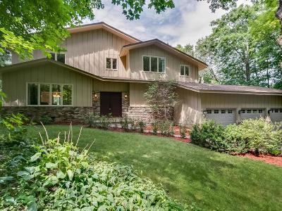 Deephaven Single Family Home For Sale: 4824 Vine Hill Road