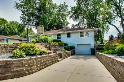 Columbia Heights Single Family Home For Sale: 4012 Stinson Boulevard