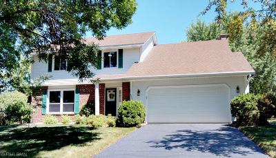 Eagan Single Family Home For Sale: 4754 Narvik Drive
