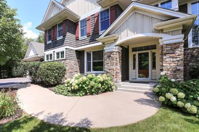 Eden Prairie Single Family Home For Sale: 9625 Olympia Drive