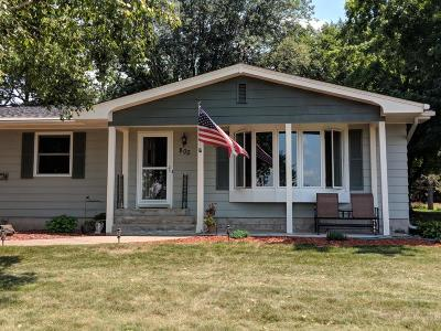 Amery Single Family Home For Sale: 805 Melrose Street
