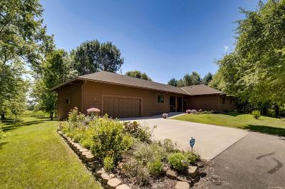 Nowthen Single Family Home Contingent: 5230 Verde Valley Road NW
