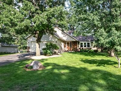 Andover Single Family Home Contingent: 13425 Uplander Street NW
