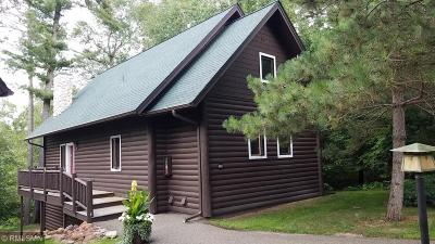 Nisswa Single Family Home For Sale: 3924 Lodge Road
