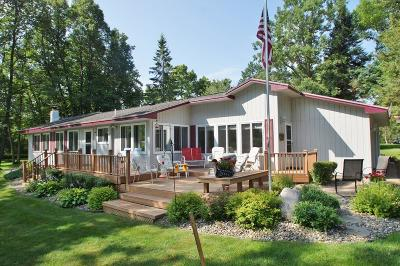 Outing Single Family Home For Sale: 356 State Hwy 6 NE