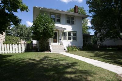 Saint Paul Single Family Home Contingent: 2129 Palace Avenue