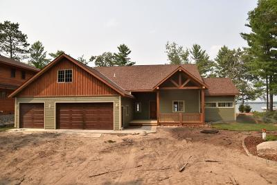 Single Family Home For Sale: 5812 Ojibwa Road