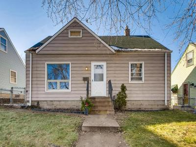 Saint Paul Single Family Home For Sale: 1033 Loeb Street