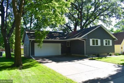 Hutchinson Single Family Home For Sale: 616 2nd Avenue SW