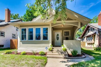 Minneapolis Single Family Home For Sale: 4028 Columbus Avenue