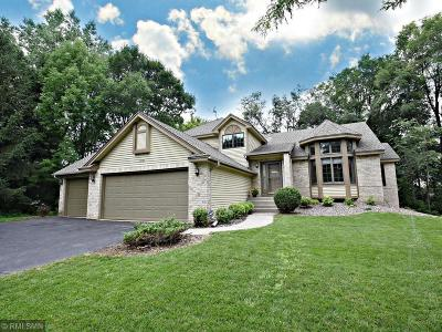 Burnsville Single Family Home For Sale: 14908 Crystal Lake Road W