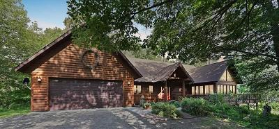 Longville, Hackensack Single Family Home For Sale: 5390 Towering Pines Lane NW