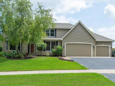 Eden Prairie Single Family Home For Sale: 8091 Spruce Trail