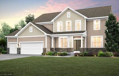 Eden Prairie Single Family Home For Sale: 10050 Saphire Skies