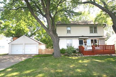Columbia Heights Single Family Home For Sale: 4601 Chatham Road NE