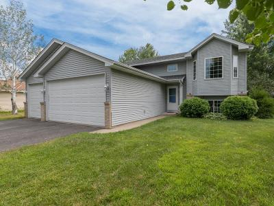 Isanti Single Family Home For Sale: 311 Dogwood Street SW