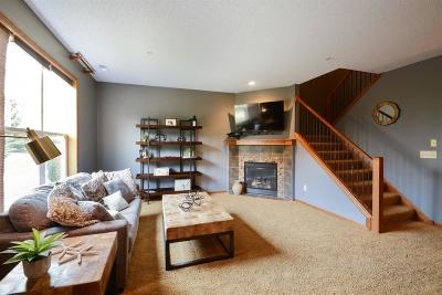 Victoria Condo/Townhouse For Sale: 7825 Madelyn Creek Drive