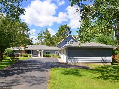 Park Rapids, Nevis Single Family Home For Sale: 14206 Eagle Pointe Drive